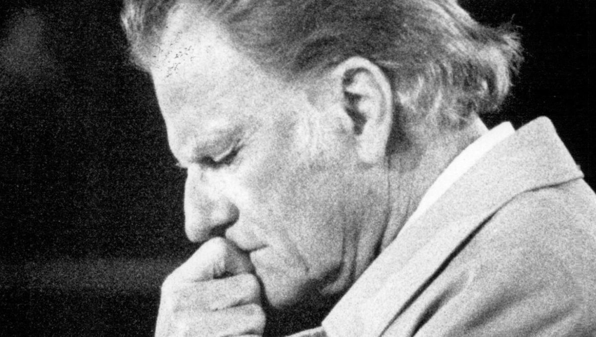 Five Lessons I Learned from the Life and Ministry of BillyGraham